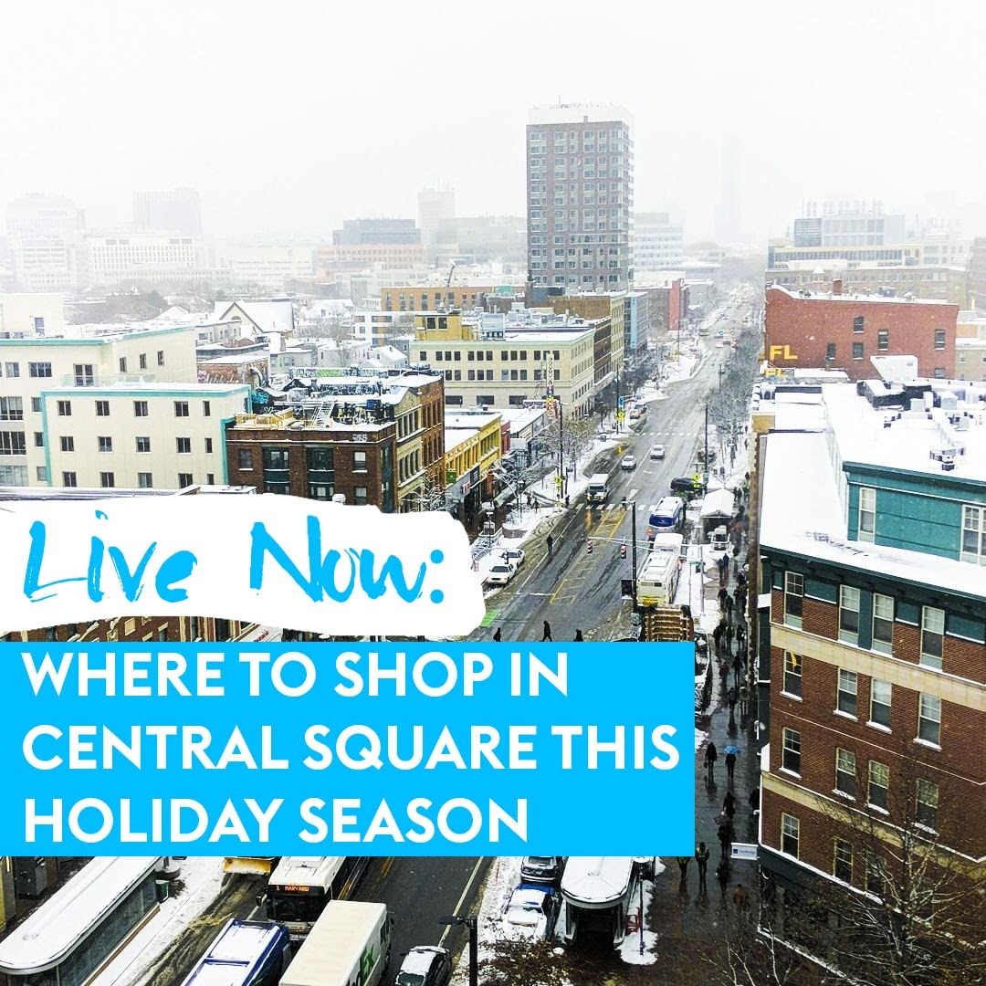 Where to Shop in Central Square this Holiday Season