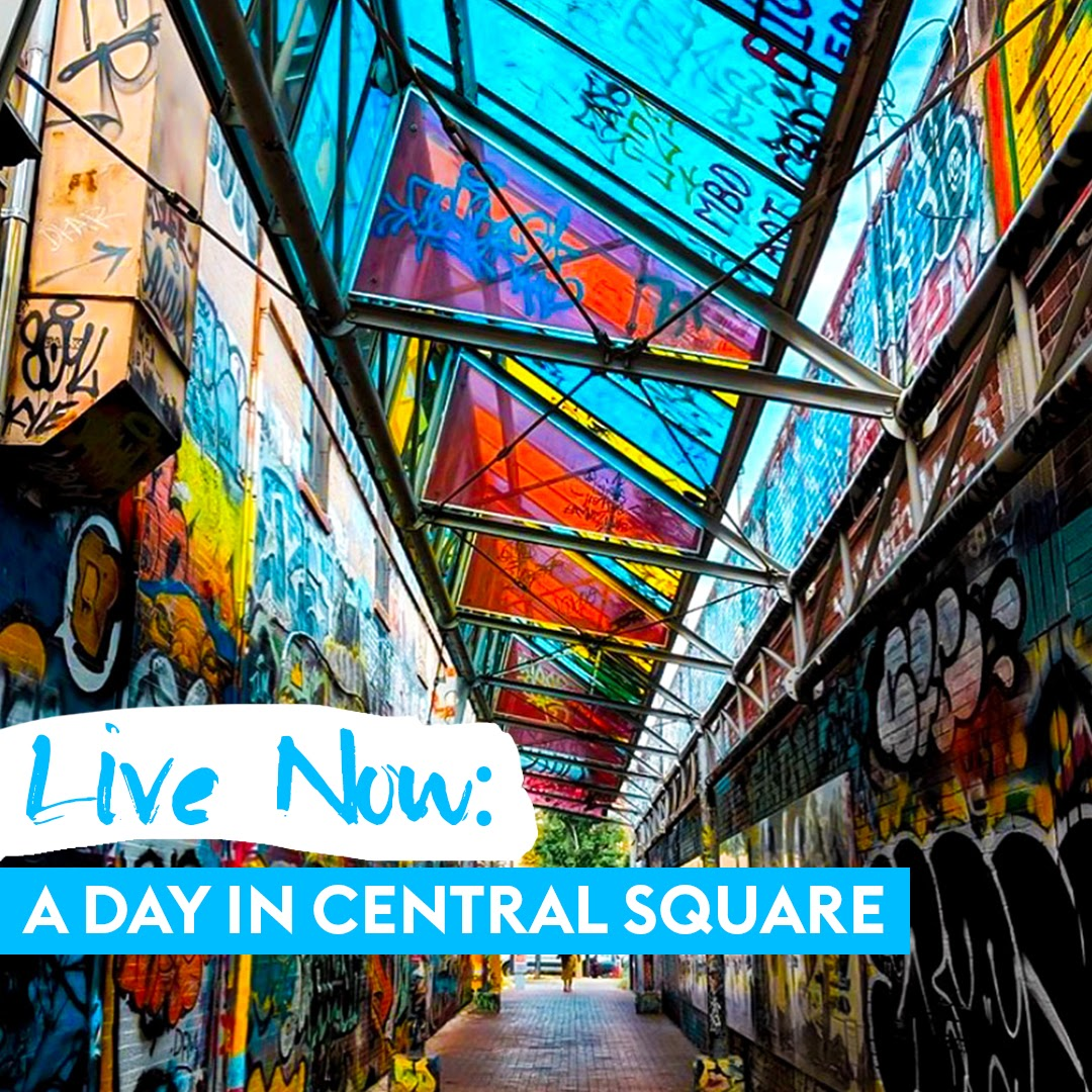 A Day In Central Square