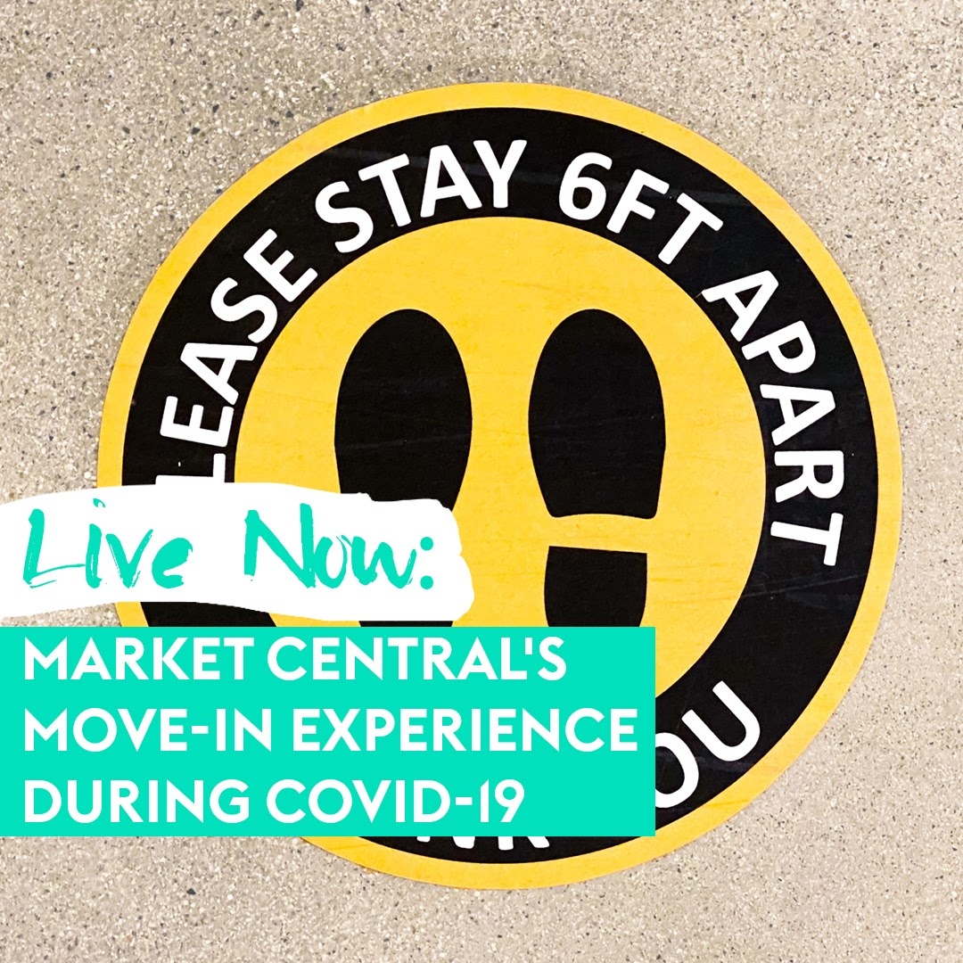 Market Central's Move-In Experience During Covid-19