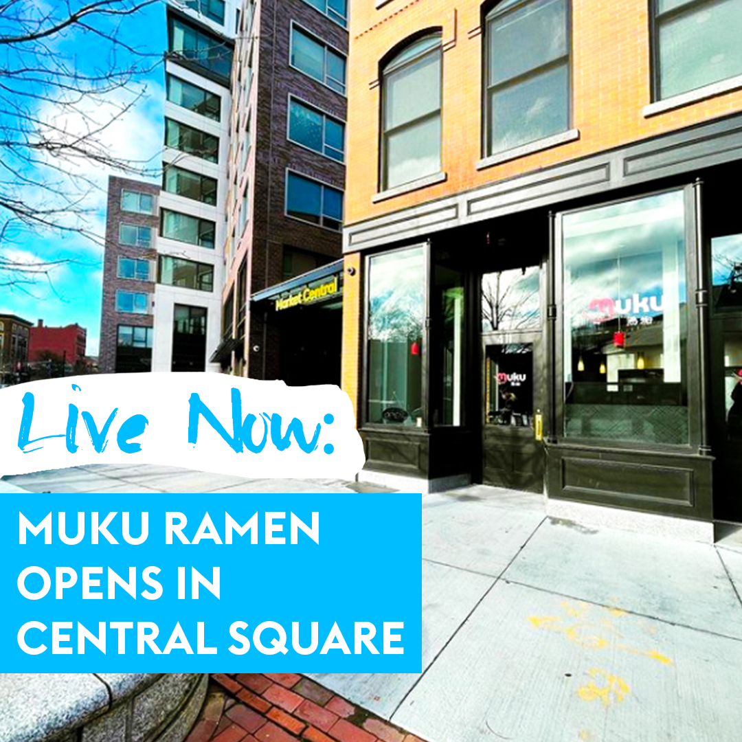 Muku Ramen Opens in Central Square