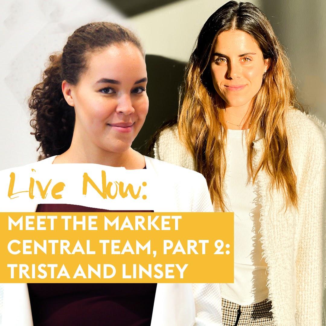 Meet the Market Central Team, Part 2: Trista & Linsey