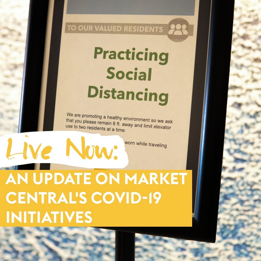 An Update on Market Central's COVID-19 Initiatives