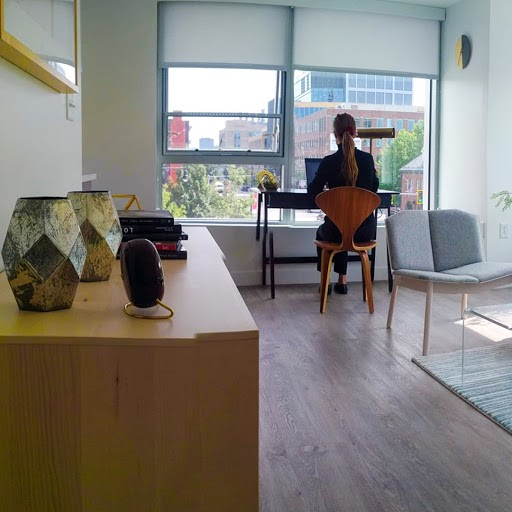 Working From Home at Market Central