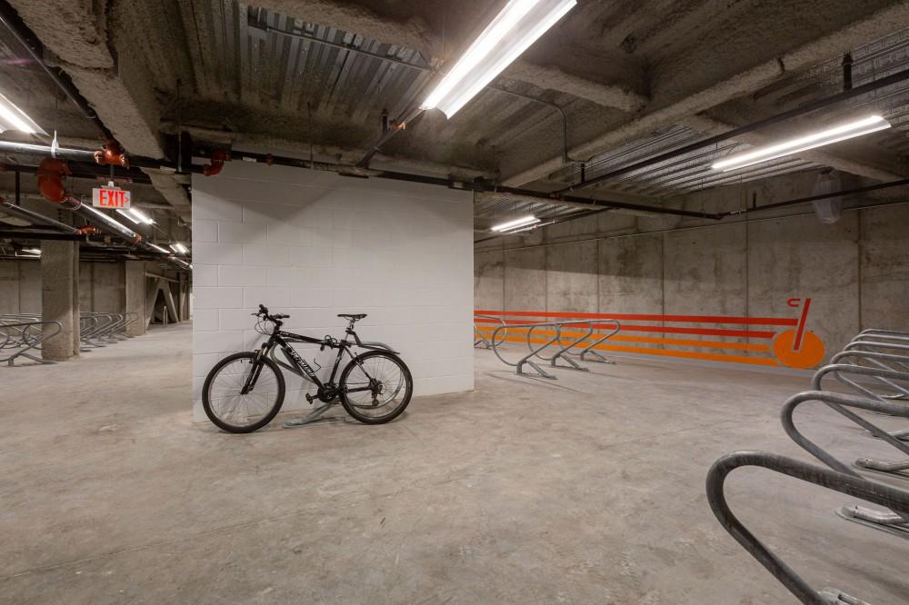 Link Bike Storage